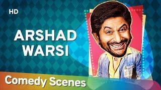 Arshad Warsi Comedy - Hit Comedy Scenes - अरशद वारसी हिट्स कॉमेडी सीन्स - Shemaroo Bollywood Comedy