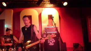 Anti Nowhere League - For You - 100 Club 7/1/17