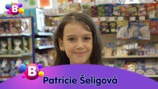16. Patricie Šeligová - dejte jí svůj hlas