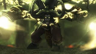 Illidan lightforged (World of Warcraft Cinematic/Machinima)