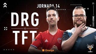 Dragons E.C. VS Tenerife Titans E.C. | Jornada 14 | Temporada 2018/2019