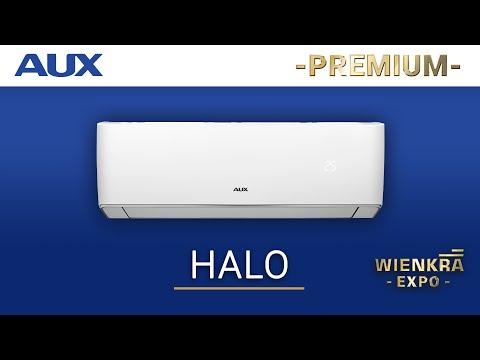 Klimatyzator pokojowy AUX HALO | Premium