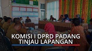 Komisi I DPRD Padang Tinjau Lapangan ke Kecamatan Kuranji, Soroti Basis Data Terpadu