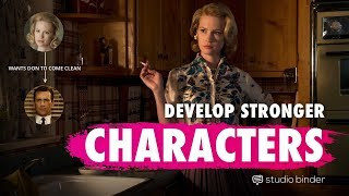 How To Create A TV Character And Develop Their Arc
