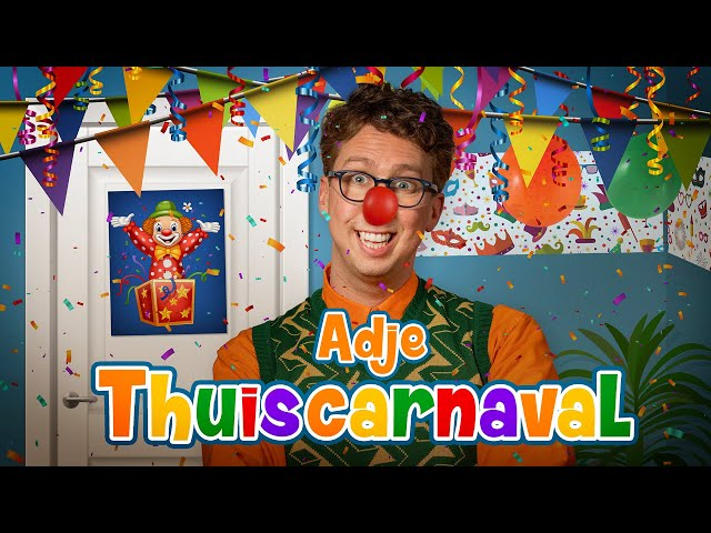 Adje - Thuiscarnaval