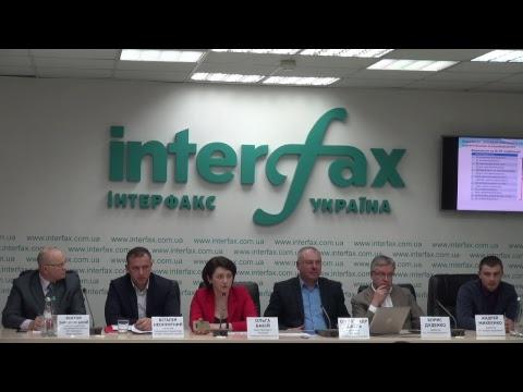"""Трансляция пресс-конференции на тему """"Угроза прекращения работы водоканалов Украины, потребляющих электрическую энергию от ГП """"Укринтерэнерго"""""""