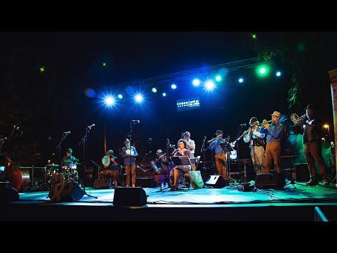 Cobla Catalana dels Sons Essencials, Palamós, juliol 2019. Festival Amb so de cobla.