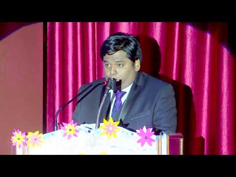Vote of Thanks St. Mary champion H.S.School, silver Jubilee celebrations