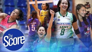 PVL Stars Name their Open Conference 'Dream Six' | The Score
