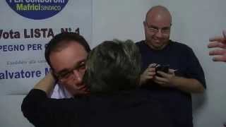 preview picture of video 'Salvatore Mafrici sindaco 29 ottobre 2012'