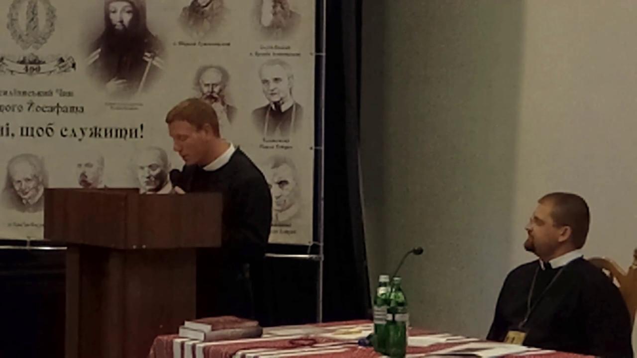 """""""Історичні ірелігійні обставини формування особистості Й.В.Рутського (автор: о. Августин Баб'як)"""