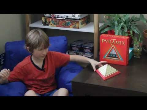 Awesome Meeples review of Pyramix