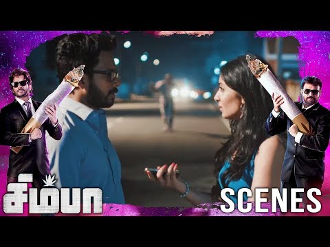 Mahesh try to propose madhu but she rejects | Simba(சிம்பா) Movie Scenes | Bharath, Premgi