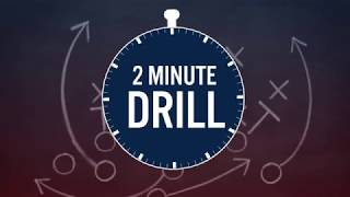 USA Football 2-Minute Drill with Shadowman Sports: Running game drills