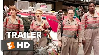 Ghostbusters - Official Trailer #1 (2016)