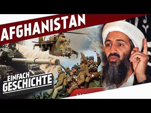 Dschihad, US-Waffen und keine Kontrolle - Der Sowjetische Krieg in Afghanistan I DER KALTE KRIEG