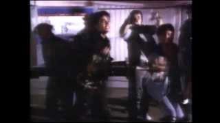 Michael Jackson wins International Solo Artist presented by Noel Edmonds   BRIT Awards 1988