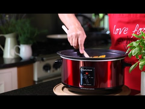Video Five Slimming World slow cooker recipes