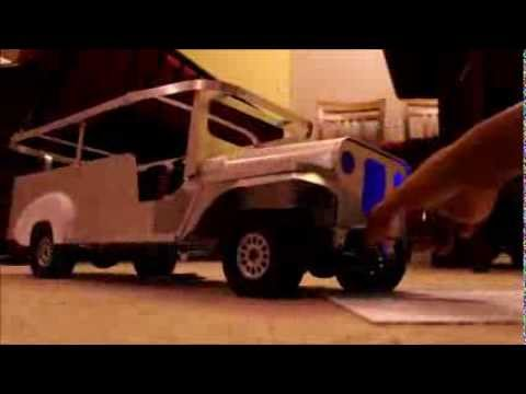 RC Jeepney 1/12 Scale 4x4! | Scratch Build 69.99% Progress