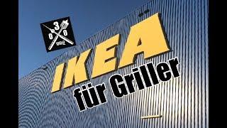 IKEA  Top Einkaufstipps für Griller 2019 - 030 BBQ *Werbung*