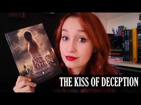The Kiss of Deception (Mary E. Pearson) | Resenhando Sonhos