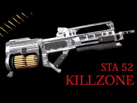 COMO FAZER O RIFLE DO KILLZONE STA 52 - PARTE 4