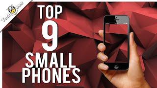 TOP 9: Best Small Phones in 2018! - Tech Bee 🐝