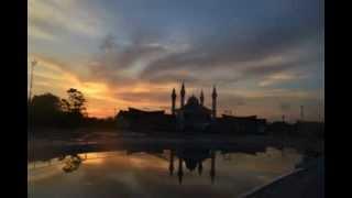 preview picture of video 'Time lapse sunrice MTQ kendari'