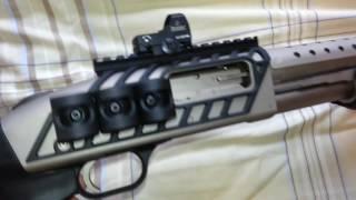 mossberg 590 mariner tactical pump-action shotgun