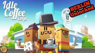 Idle Coffee Corp - Berlin Unlocked  - Walkthrough Part 2
