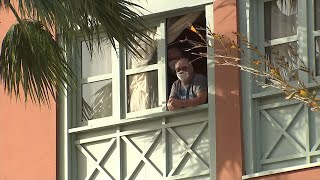 video: Airline refuses to fly home Britons from Tenerife hotelquarantined over coronavirus