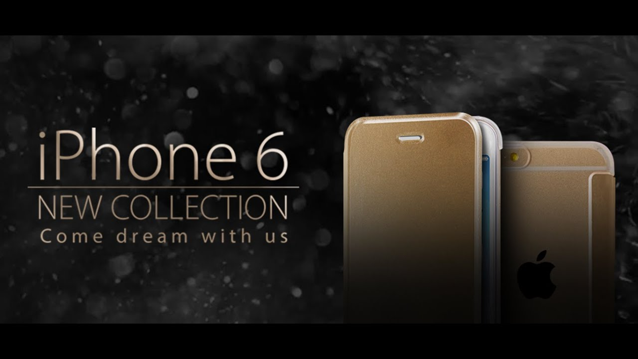 Чехол-книжка Puro для iPhone 6 Plus ECO-LEATHER (золотой) IPC655BOOKCCRYGOLD video preview