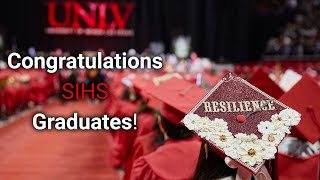 UNLV Integrated Health Sciences: A Message to the Class of 2020