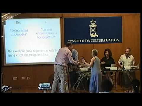 Experiencias de profesorado de secundaria de Galicia sobre o razoamento científico