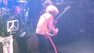 CHICKENFOOT-Three And A Half Letters Live-Metro Chicago 11/5/2011
