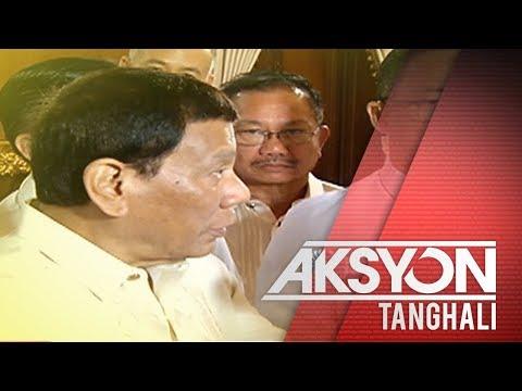 [News5]  Pres  Duterte, handa raw magdeklara ng giyera sa China
