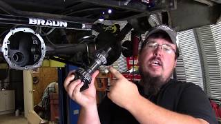 GM 8.5 10 Bolt Crush Sleeve Eliminator Overview