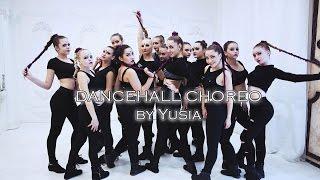 NEW DANCEHALL CHOREO | Yardie – Ropopom (prod. Makx)| choreo by Yusia (ШТ KREDO)| ORENBURG