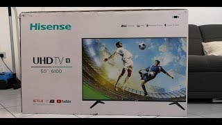 hisense 65 inch h65a6250uk smart 4k uhd tv with hdr review - TH-Clip