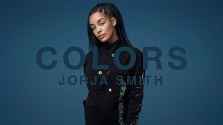 Jorja Smith   Blue Lights | A COLORS SHOW
