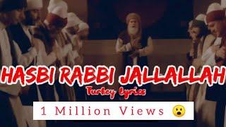 Abn Al Arabi hasbi Rabbi Jallallah || Ertugrul Gazi Dirilis Lyrics
