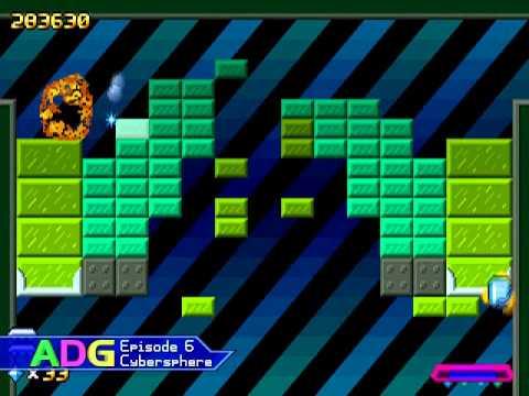 Cybersphere Amiga