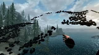 Skyrim VR Вышел за границу (Went abroad)