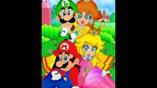 Tribute ~ Luigi X Daisy And Mario X Peach
