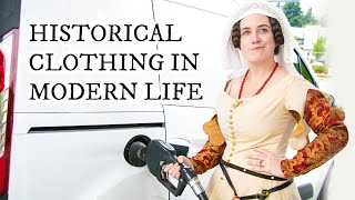 HISTORYBOUNDING  ||  Wearing Historical Fashions In Your Everyday Wardrobe