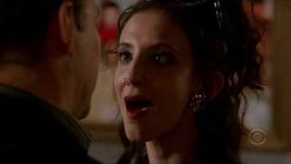 Criminal Minds - (Mandy Patinkin) Girl hitting on Gideon