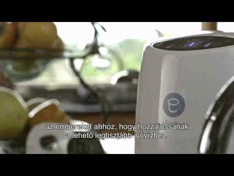 Víztisztító-3 év garanciával