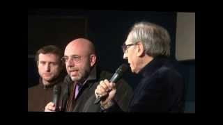 (brunatesseri) presentazione del docufilm -Temporary Road(una vita)di Franco Battiato-