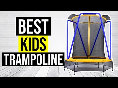 BEST KIDS TRAMPOLINE 2020 - Top 5