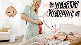 ORGANIZING BABY THINGS + TARGET SHOPPING!